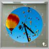 Vierkante klok luchtbalonnen